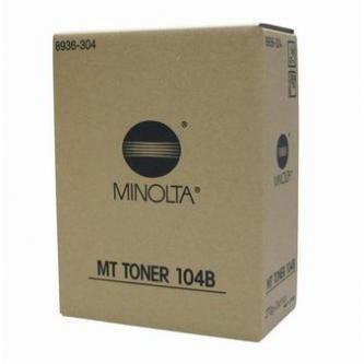 Toner Minolta MT104B 1x270g, 8936204, originál VÝPRODEJ Konica Minolta