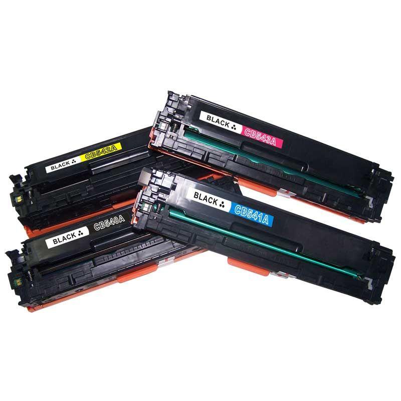 Toner HP CB543A magenta (purpurový) alternativní toner 1400 kopií IRMGROUP