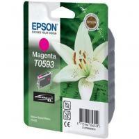 Epson T0593 originální cartridge /13ml/ SLEVA ! PROŠLÁ EXPIRACE !