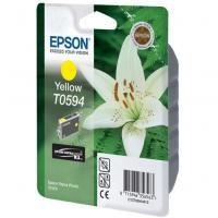 Epson T0594 originální cartridge /13ml/ SLEVA ! PROŠLÁ EXPIRACE !