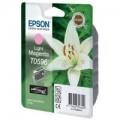 Zobrazit detail - Epson T0596 originální cartridge /13ml/ light magenta