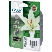 Epson T0597 originální cartridge /13ml/ SLEVA ! PROŠLÁ EXPIRACE !