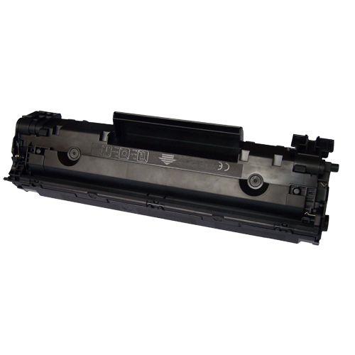 Toner HP CB436A (HP 36A) černý, alternativní toner, 2000 kopií