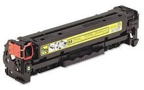 Toner HP CC532A yellow (žlutý) alternativní toner 2800 kopií